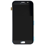 Genuine Samsung Galaxy A7 (2017) A720 Lcd and touchpad in black -  P/N: GH97-19723A