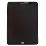 Genuine Samsung SM-T820 Galaxy Tab S3 9.7 lcd Display & Touchscreen in Black - Part no: GH97-20282A