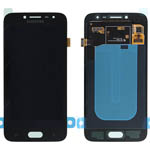 Genuine Samsung Galaxy J2 Pro 2018 (J250F) lcd and touch in black - Part no: GH97-21339A