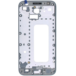 Genuine Samsung J330F Galaxy J3 2017 Front Cover Frame In Silver - Part no: GH98-41911B