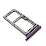 Genuine Samsung SM-N960 Galaxy Note 9 SIM Card Tray in Lavender - Part no: GH98-42940E