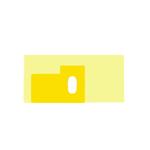 Genuine Google Pixel XL (G-2PW2200) - Adhesive Foil f. Flash Module Flex A - Google Part no: 76H0D490-00M