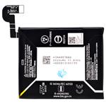 Genuine Google Pixel 3a Battery - Part no: G823-00105-01