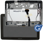 Genuine Samsung Galaxy Tab 10.1 P7500 P7510 Complete LCD with Frame in Black