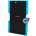 Sony XL39h Xperia Z Ultra Back cover in black