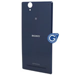 Genuine Sony Xperia T2 Ultra Dual XM50h Battery Cover in Purple