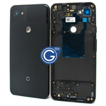 Google Pixel 3A XL Back Cover in Black