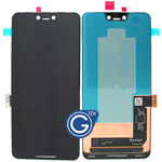 Google Pixel 3XL Complete LCD and Digitizer in Black