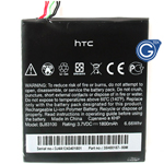 Genuine HTC One X, One S Battery - Part number 35H00191-00M