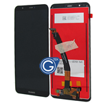 Huawei P Smart ,Enjoy 7S Complete LCD and Digitizer in Black-HQ
