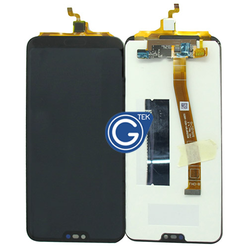 Huawei Honor 10 Complete LCD with Digitizer in Black-HQ