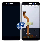 Huawei Honor 8 Complete LCD with Digitizer in Black-HQ