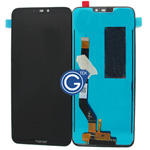 Huawei Honor 8C Complete LCD and Digitizer in Black-OEM