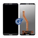 Huawei Nova 2S Complete LCD and Digitizer in Black-OEM