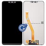 Huawei Nova 3 Complete LCD and Digitizer in Black-OEM