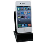 Black Gloss Acrylic Display for Mobile Phones and Accessories for Your Counter Displays