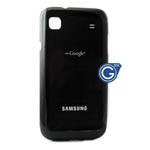 Samsung Galaxy S i9000 back cover black