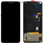 Genuine Google Pixel 3a XL lcd Screen and touchpad in Black - Part no: 20GB4BW0001