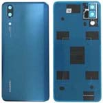 Genuine Huawei P20 Back Cover In Blue - Part no: 02351WKU