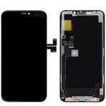 iphone 11 Pro Max Platinum lcd in Black 6.5' True Colour Retina HD Display - Quality Guaranteed