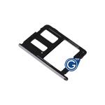 Samsung Galaxy J3 J330F SD Card holder in Black