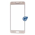 Samsung Galaxy J5 2016 SM-J510F Glass Lens in Gold