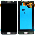 Genuine Samsung SM-J510 Galaxy J5 (2016) lcd and touchpad in Black - Part no: GH97-18792B