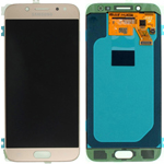 Genuine Samsung Galaxy J530, J5 (2017), J530F, J5 Pro (2017, J5 (2017) Duos Lcd and touchpad in Gold  P/N: GH97-20738C
