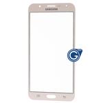 Samsung Galaxy J7 2015 SM-J700F Glass Lens in Gold