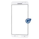 Samsung Galaxy J7 2015 SM-J700F Glass Lens in White