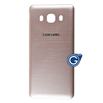 Samsung Galaxy J7 2016 SM-J710F Battery Cover in Gold