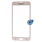 Samsung Galaxy J7 2016 SM-J710F Glass Lens in Gold