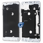 Samsung Galaxy J7 2016 SM-J710F LCD Frame Middle Chassis in White
