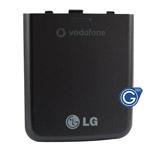 LG GD505 battery cover black