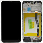 Genuine Samsung Galaxy M20 (M205F) lcd and touchpad in black - part no: GH82-18682A