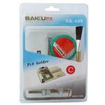 New Baku 689-C PCB Holder set includes Spade Knife