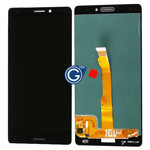 Huawei Mate S Complete LCD and Touchpad Assembly in Black - High Quality