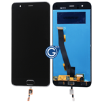 Xiaomi Mi 6 Complete LCD and Touchpad Assembly in Black - OEM