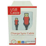 Micro USB  Cable High Speed 1.5M