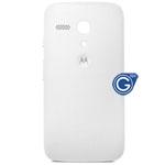 Motorola Moto G Battery Cover in White