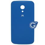 Motorola Moto G2 Battery Cover in Blue
