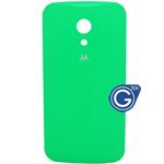 Motorola Moto G2 Battery Cover in Green