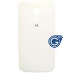 Motorola Moto G2 Battery Cover in White