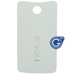 Motorola Moto Nexus 6 (XT1100,XT1103) Battery Cover in White