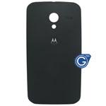 Motorola Moto X Battery Cover in Black