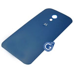 Motorola Moto X Battery Cover in Faint Blue