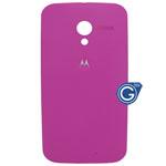 Motorola Moto X Battery Cover in Purple