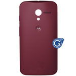Motorola Moto X Battery Cover in Red