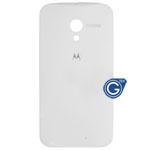 Motorola Moto X Battery Cover in White