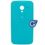 Motorola Moto X Battery Cover in Light Blue